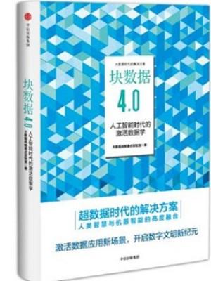 《块数据4.0:人工智能时代的激活数据学》文字版pdf电子书下载