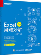 陈锡卢《Excel疑难妙解(函数版)》pdf扫描版电子书下载