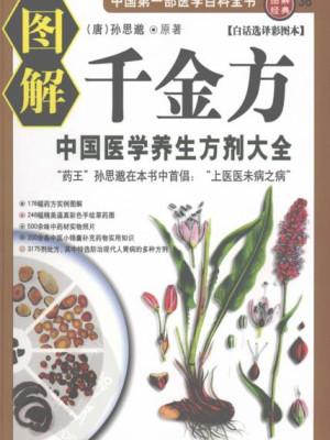 《图解千金方:中医养生方剂大全》PDF文字版电子书下载