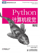 《Python计算机视觉编程》pdf免费下载