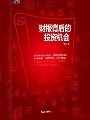《财报背后的投资机会》pdf文字版电子书下载
