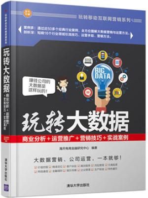 《玩转大数据:商业分析+运营推广+营销技巧+实战案例》pdf电子书下载