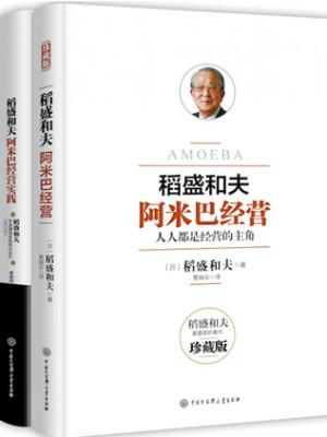 《稻盛和夫阿米巴经营经典套装(理论+实践)》pdf电子图书下载