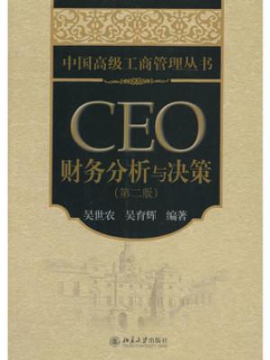 《CEO财务分析与决策(第2版)》pdf电子书全集资源下载