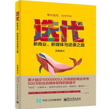 《迭代:新商业,新媒体与逆袭之路》pdf电子书下载