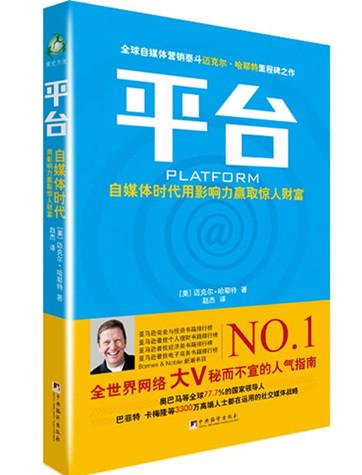《平台:自媒体时代用影响力赢取惊人财富》pdf电子书下载