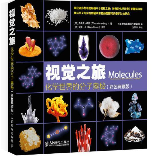 《视觉之旅:化学世界的分子奥秘》pdf免费下载