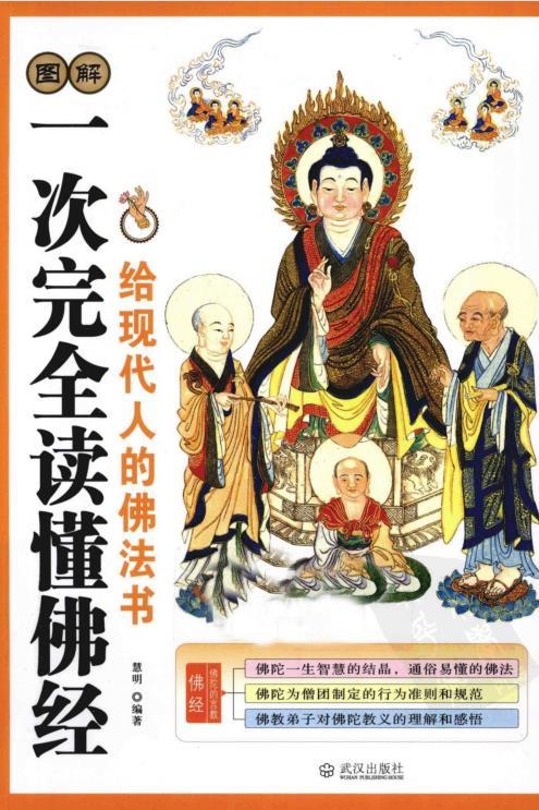 《图解:一次完全读懂佛经》PDF免费电子书下载