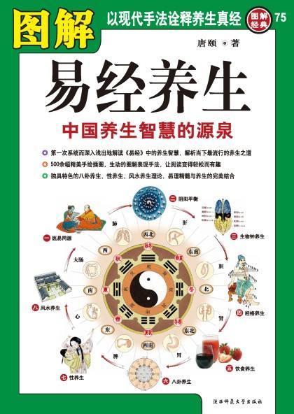 《图解易经养生》PDF免费资源下载
